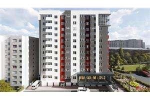 Новый жилой комплекс на Ботанике «Belgrad»